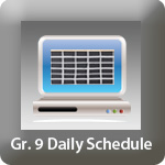 tp_Gr 9 Daily Schedule
